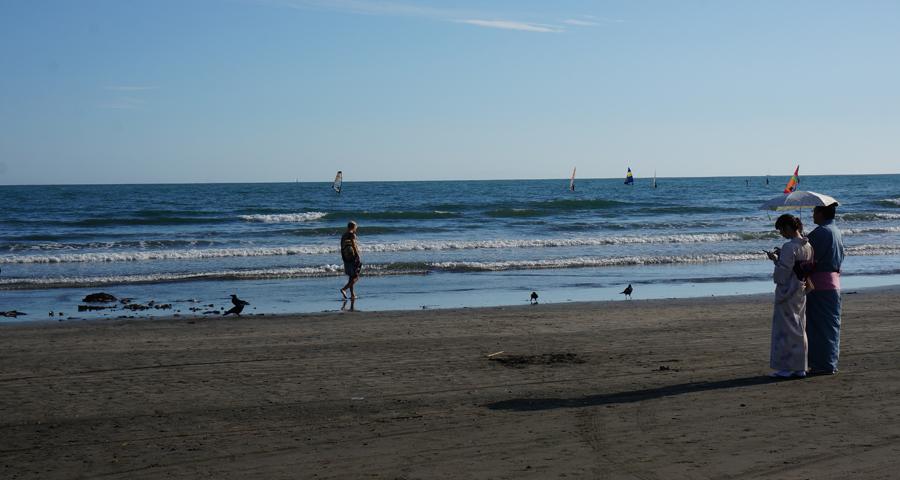 Voyage au Japon : Une après-midi à Kamakura avec vue sur la mer