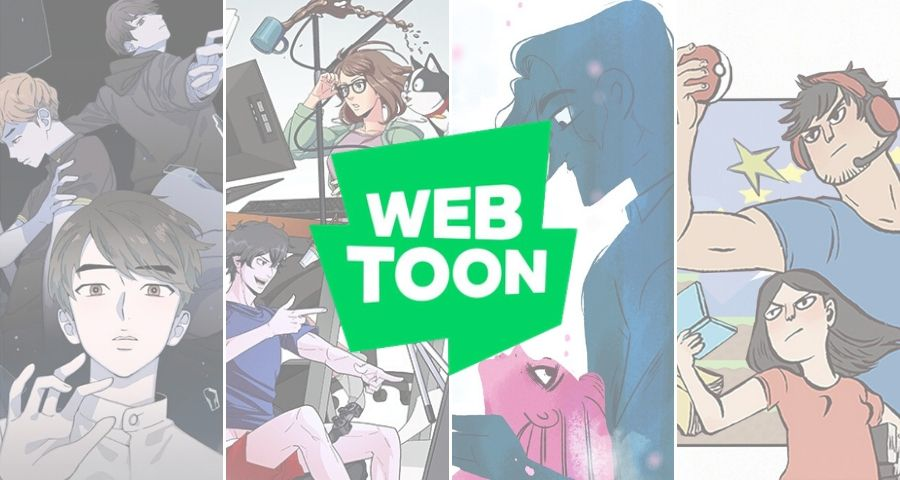 L'application Webtoon de Naver et mes webtoons préférés