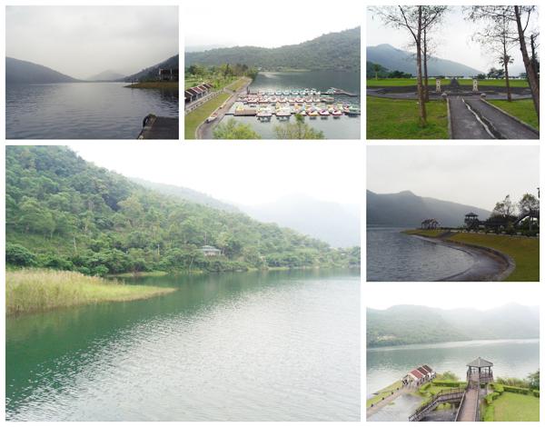 Hualien Liyu lake