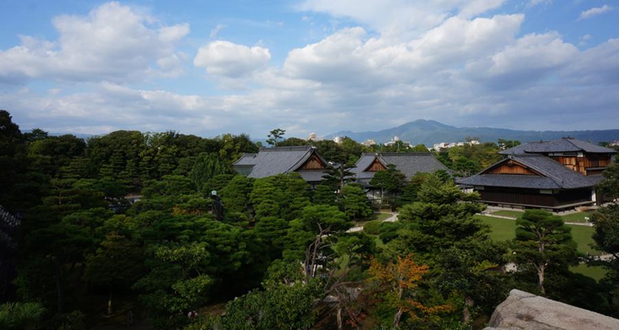 Kyoto – Jour 1 – Temples et château de Nijo